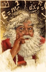 Time for some Santa science!