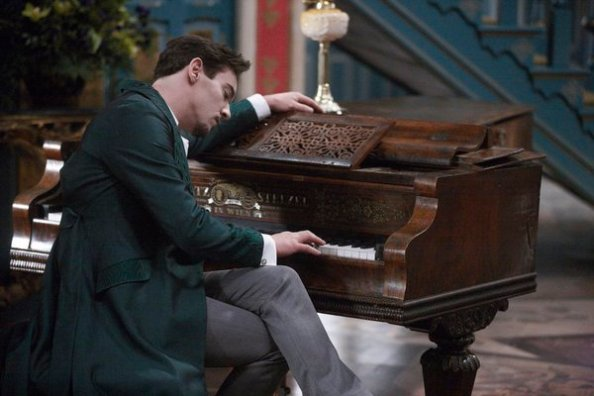 I'm hot and I can play the piano. Jealous?