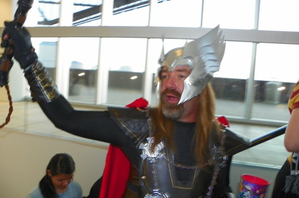 SFExpo God of Thunder
