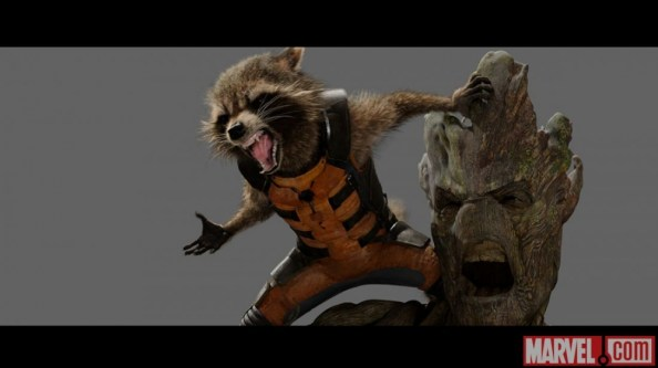 Rocket-Raccoon-and-Groot-Guardians-of-the-Galaxy-Concept-Artwork