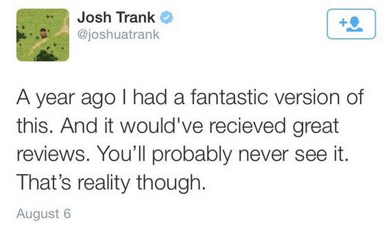 JoshTrank_FF_notmyfaulttweet