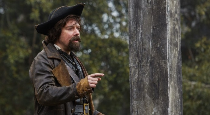 Picture shows: Rufus Hound as Sam Swift