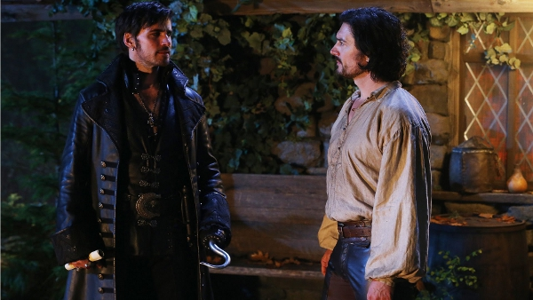Hook has daddy issues. [ABC/Jack Rowland]