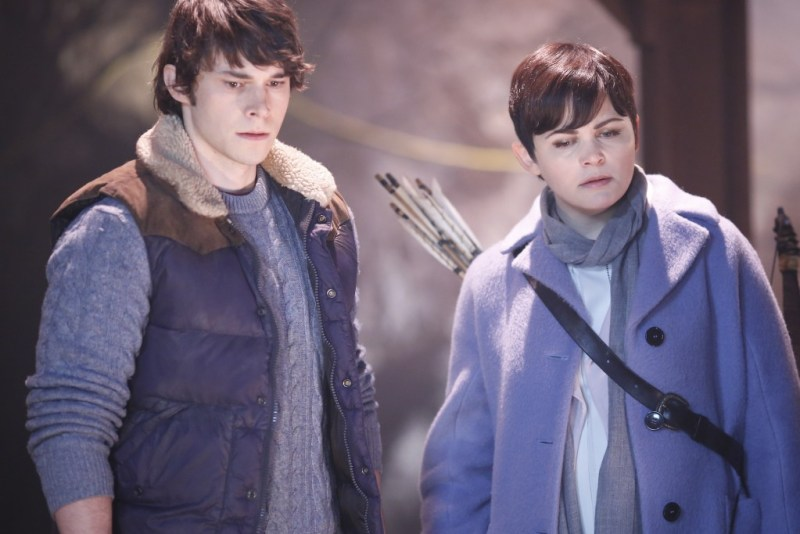 I want more Snowcules! (ABC/Eike Schroter) JONATHAN WHITESELL, GINNIFER GOODWIN