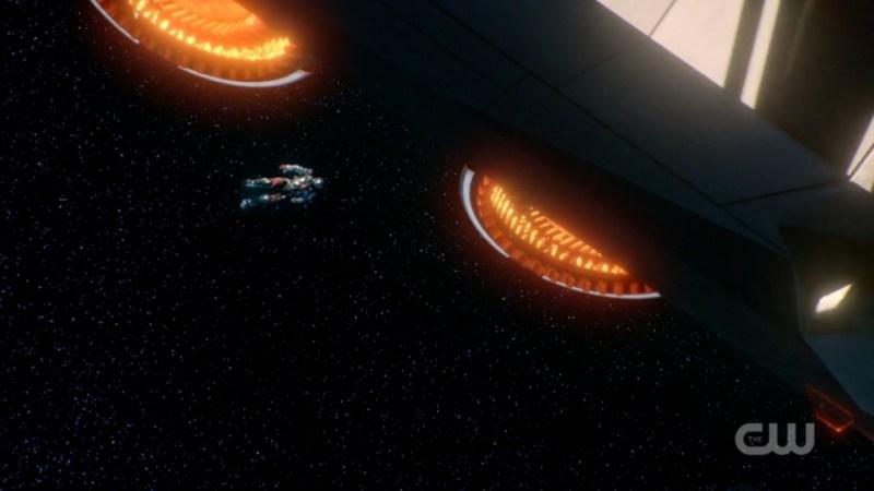 """""""Ground control to Major Tom..."""""""