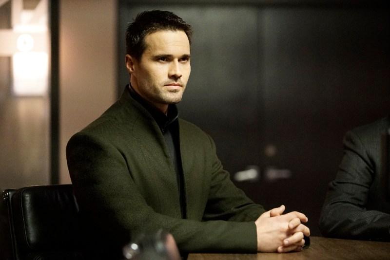 Brett Dalton as Agent Grant Ward/Hive (Courtesy Marvel)