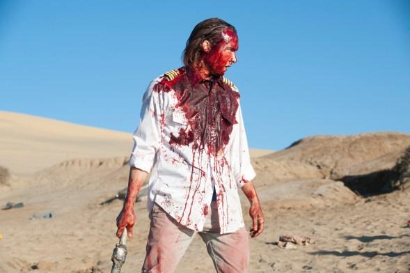 Frank Dillane as Nick Clark - Fear The Walking Dead _ Season 2, Episode 03 - Photo Credit: Richard Foreman/AMC