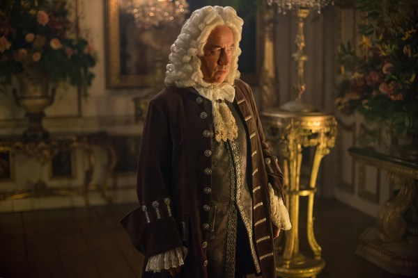 The Duke of Sandringham (Simon Callow). Who will hopefully get punched at least once in this season.