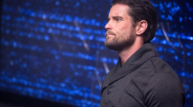 "GRIMM -- ""Set Up"" Episode 521 -- Pictured: Damien Puckler as Meisner -- (Photo by: Scott Green/NBC)"