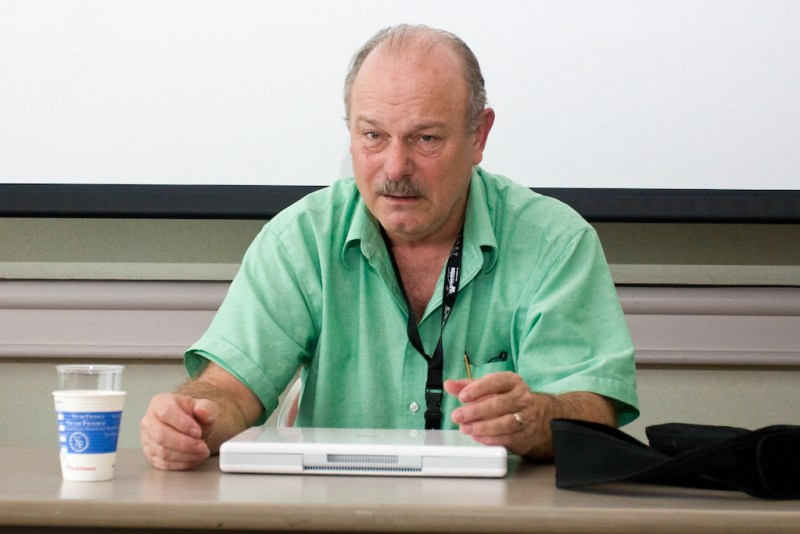 author Joe Haldeman