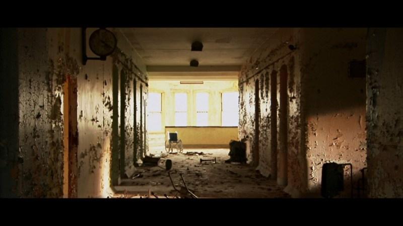 The endless, unquiet corridors of Danvers State Insane Asylum.