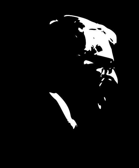 Ray Bradbury vector graphic