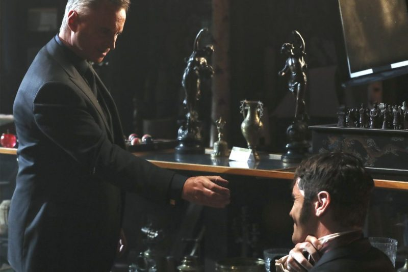 You have failed me for the last time, Mr. Hyde. (ABC/Jack Rowand) ROBERT CARLYLE, SAM WITWER