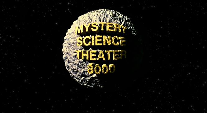 MST3K Recap: 1114, AT THE EARTH'S CORE