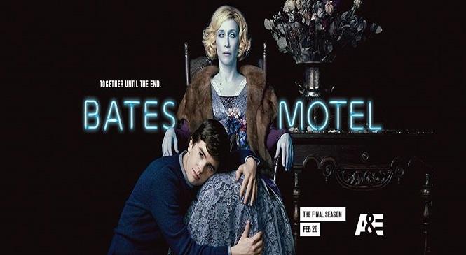 BATES MOTEL Creates New Path to PSYCHO in Final Season