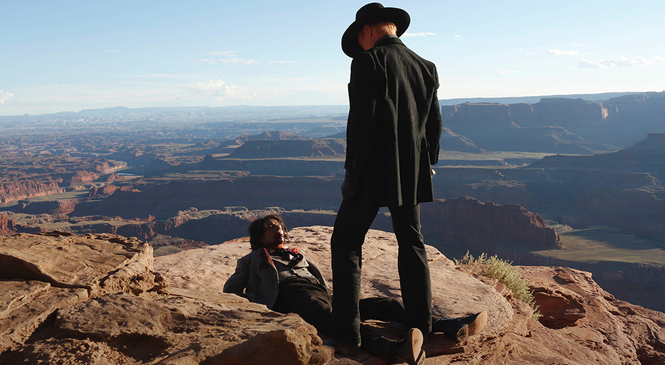 2 Lazy Guys Discuss the Pilot Episode of WESTWORLD