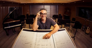G33K Out: LOGAN Composer Marco Beltrami