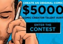 Pulsar Entertainment Kicks Off $5000 Comic Creator Competition