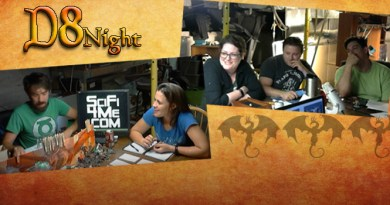 The Players Got Played on D8 NIGHT: LIBATION OF GOLDENFIELDS