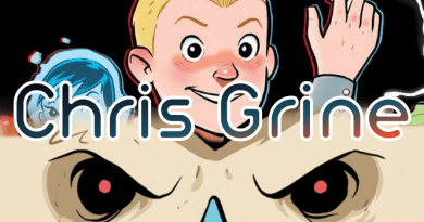 Artist Profile: Chris Grine