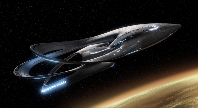 THE ORVILLE: TREK's Double, and a Quibble