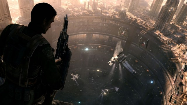 Star Wars 1313 - art work 1