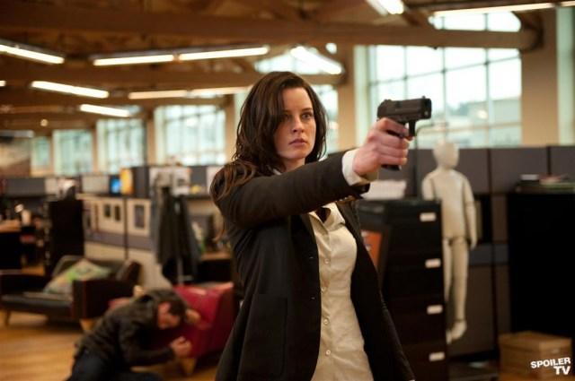 Rachel Nichols as Kiera Camerin - Continuum - Playtime