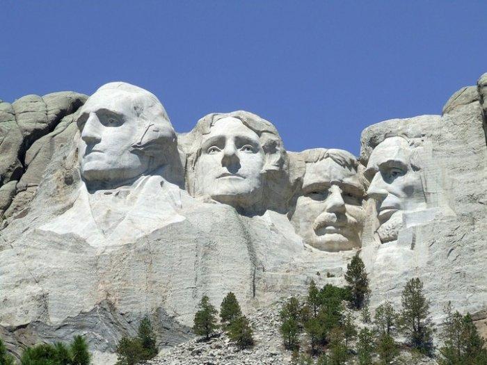 Monumental Sculpture.