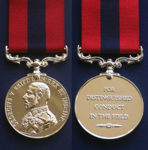 Medals front and reverse
