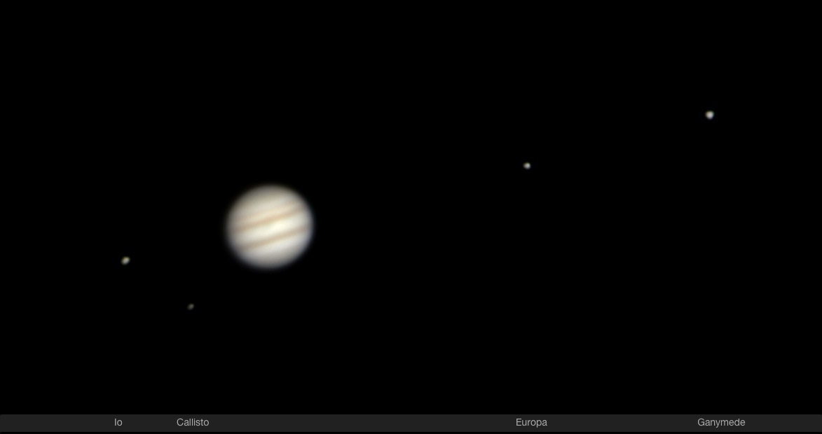 How To Photograph The Gas Giants: Jupiter and Saturn