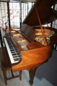 Steinway Grand Piano Model M 1920 Rebuilt & Refinished around 2000 $15,500.