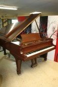 Steinway B Grand Piano Red Mahogany 1978 Rebuilt 2010 New Steinways Action $29,000