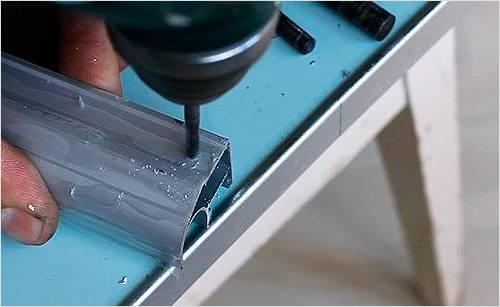 Диаметрі 6,5 мм тесік