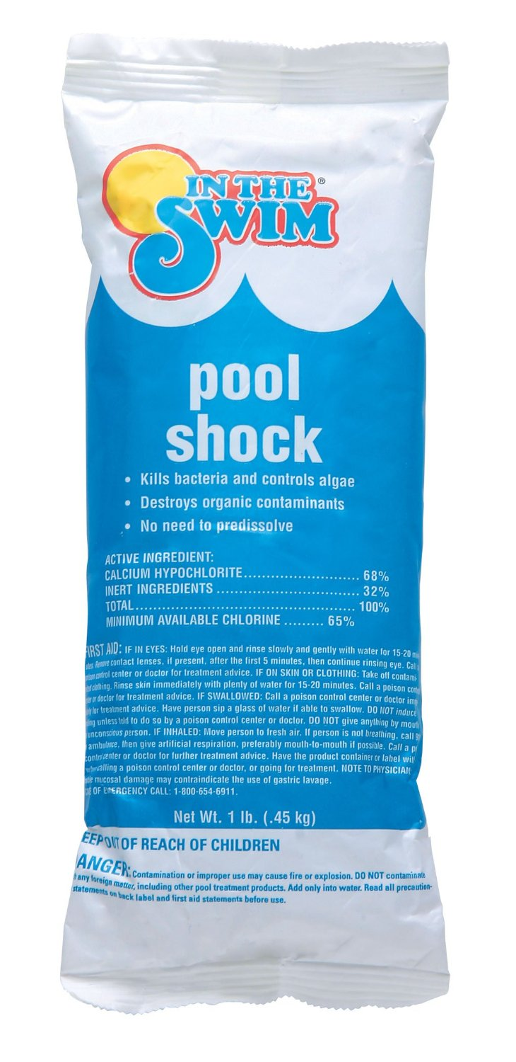 Pool Shock Purify Your Drinking Water For Years To Come