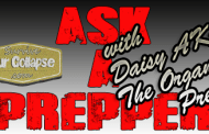 Interview: Ask a prepper – Daisy