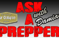 Interview: Ask a prepper - Damian