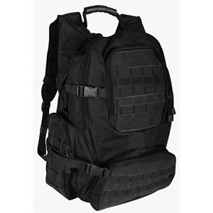 Emergency-Survival-72-Hour-Bugout-Bag-Bug-Out-Bag-with-Fox-Tactical-Field-Operators-Action-Pack-Black-with-MRE-Star-MRE-SOS-Food-Lab-2400-calorie-bars-emergency-drinking-water-flashlight-magnesium-fir-0