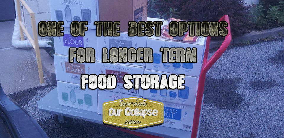 Best Place to Buy Long Term Food Rations - LDS
