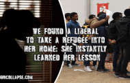 We found a liberal to take a refugee into her home: She instantly learned her lesson!
