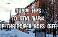 Tips to stay warm if the power goes out in the winter