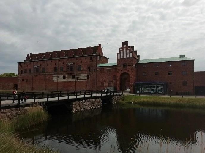 Svea y Pablo - Malmö slott