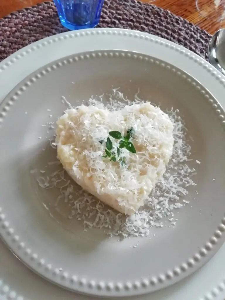 Estupendos restaurantes de comida italiana en Suecia - Risotto con corazon - Svea y Pablo