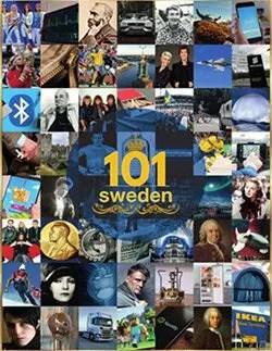 Svea y Pablo - Portada del libro 101 Sweden – Maravillas de Suecia