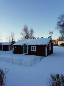 Casa antigua en Skäppevik