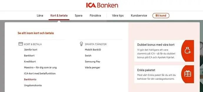 Svea y Pablo - ICA banken