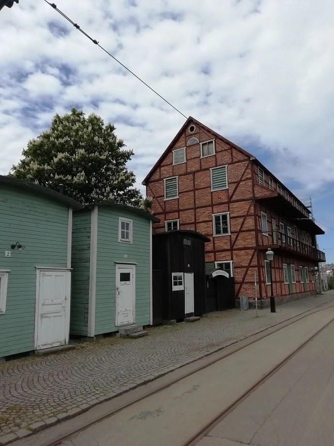 Svea y Pablo - El antiguo barrio de pescadores