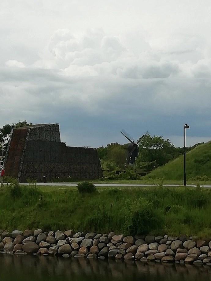 Svea y Pablo - Slottsparken y Slottsmöllan