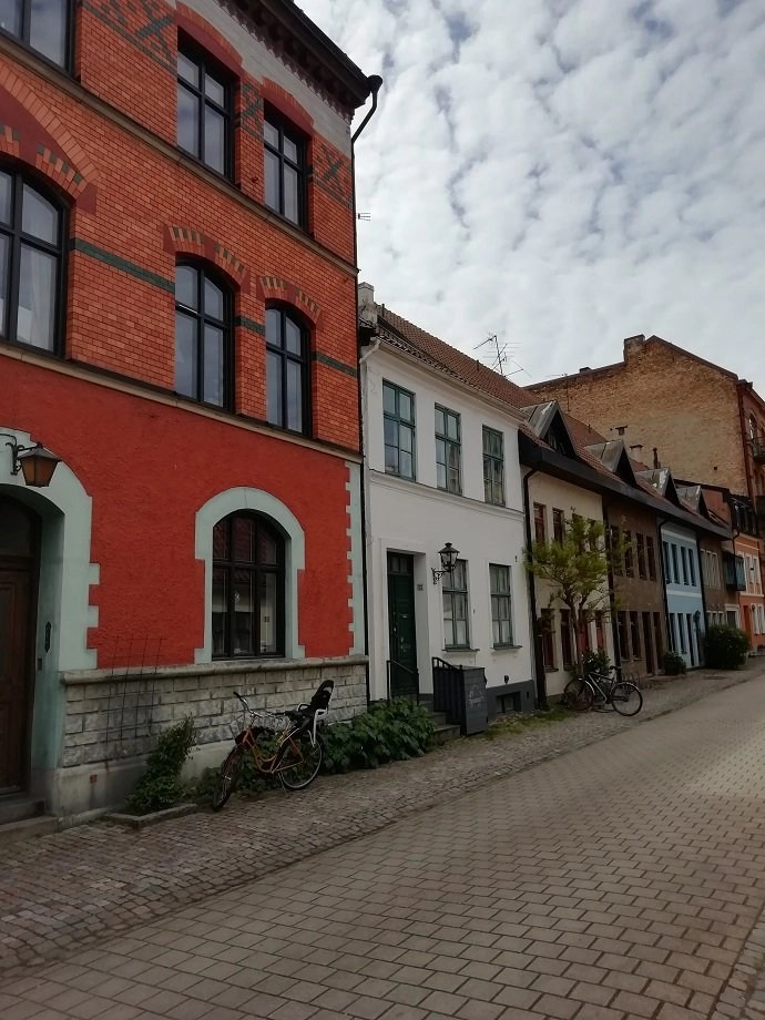 Svea y Pablo - Varias casas en Jakob Nilsgatan