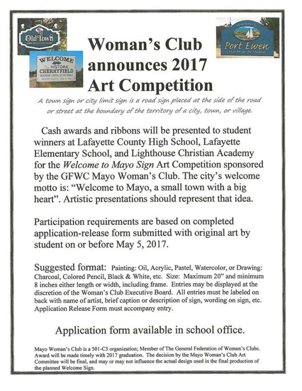 Lafayette County Services | Town Of Mayo