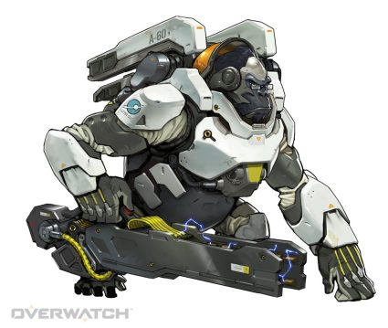 Winston from the Horizon Lunar Colony